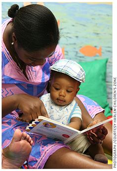 One- to 2-year-olds who live with two married parents are read to, on average, 8.5 times per week.