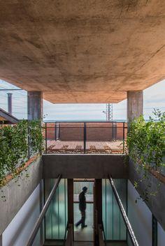 Galeria - Edifício San Francisco / José Cubilla - 11