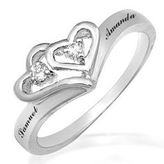 PROMISE RING!!! Love this!!! I want a promise ring one day!