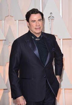 John Travolta 2015