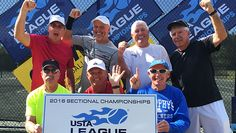 6 Different Winners at 2016 USTA Florida 65 & Over League Championships
