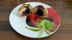 Les Hobbies de Kalli: Muffins Cassis et Chocolat
