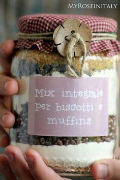 Biscotti e muffins integrali