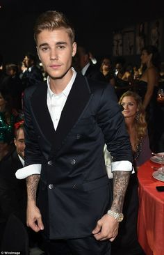 Justin Bieber ~ I really think he's a good guy who's still growing and maturing. If he can get past the brouhaha of fame and basic life bs that we all go through...