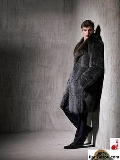 #fashion #men #fur