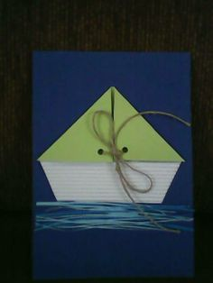 Boat invitation