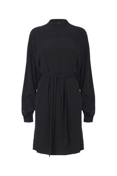 Whitehall St. Dress, Black