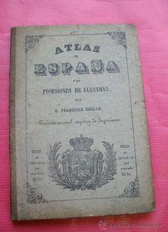 Mapas contemporáneos: ISLAS MARIANAS - 1852 - Atlas de España y sus Posesiones de ultramar - Foto 3 - 24832818