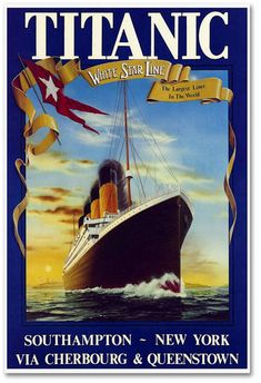 White Star Line | Vintage travel posters, Travel ads ...