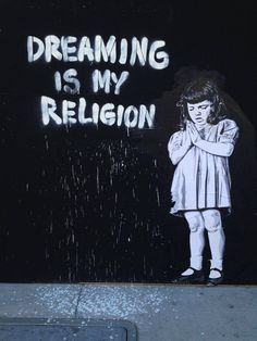 Dreams #graffiti https://www.facebook.com/pages/Art-of-street/144938735644793?ref=ts=ts