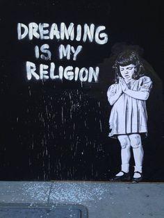 Dreams #graffiti https://www.facebook.com/pages/Art-of-street/144938735644793?ref=ts=ts