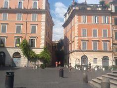 Plaza Santa Maria in Trastevere