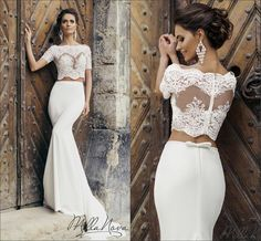 I found some amazing stuff, open it to learn more! Don't wait:http://m.dhgate.com/product/two-pieces-mermaid-wedding-dresses-bridal/385701481.html