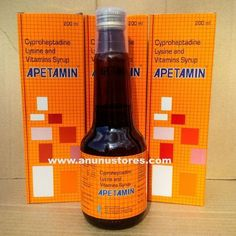 Apetamin is vitamin syrup a supplement with many nutritional and health benefits for fast gain weight It contains Cyproheptadine and Lysine as active Weight Gain Journey, Gain Weight Fast, Weight Gain Meals, How To Lose Weight Fast, Weight Loss, Weight Gain Supplements, Supplements For Anxiety, Weight Watchers Muffins, Best Multivitamin