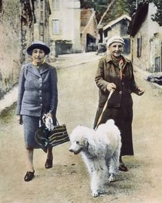 Does it matter if authors make up their memoirs? Joseph Conrad invented a boat, HG Wells omitted his affairs. But does it matter if this imaginative licence reveals a different kind of truth, asks Jerome Boyd Maunsell. IMAGE: Alice B Toklas (left) and Gertrude Stein in 1944.