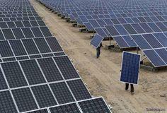 Китай выходит в лидеры «чистой» энергетики и спасает всю планету - 24 Июня 2015 - Самое Интересное в мире