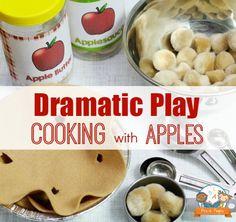 Apple Activities for Preschool and Kindergarten