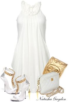 """Grecian Goddess"" by natasha-gayden ❤ liked on Polyvore"