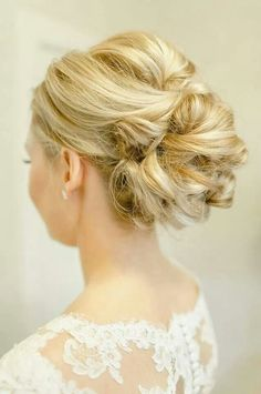 chignon, low chignons, low bun hairstyles for brides, wedding updos, chignon… Fancy Hairstyles, Bride Hairstyles, Chignon Hairstyle, Ny Dress, Wedding Hair Inspiration, Bridal Updo, Chignon Wedding, Wedding Hair And Makeup, Wedding Beauty