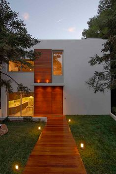 Detached house in Kifisia / Athens / Greece  Architect: Katerina Valsamaki  From ArchiTeam  http://www.architravel.com/