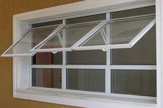 Conheça os principais tipos de janela, suas características e veja uma galeria de fotos com janelas em diferentes ambientes decorados — Confira!