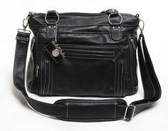 Black Ginger Camera Bag