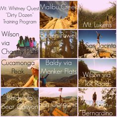 Mt Whitney Quest: Running and Climbing: A Proven Recipe for Mt Whitney Success - Part III - Use a Heart Rate Monitor