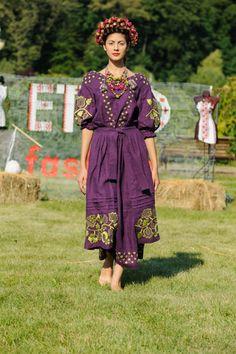 Колекції ЕТНО-FASHION НА ФЕСТИВАЛІ «КРАЇНА МРІЙ» :: Ukrainian Fashion Week