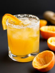 Clementine Margaritas - take those little oranges and turn them into a refreshing margarita for Cinco de Mayo