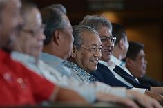 The Role of Malaysian Leaders in Nation Building Process (1957-2003)