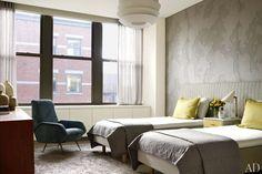 Will Ferrell's Manhattan home @Architectural Digest