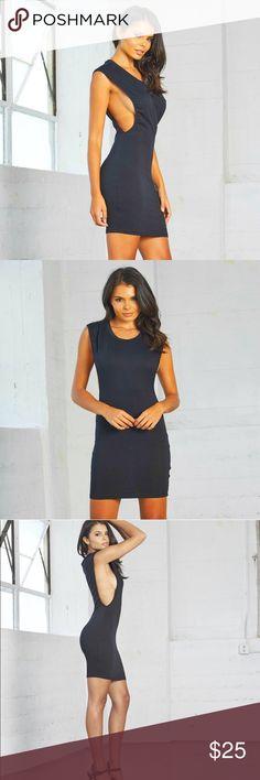 Deep open side dress Deep open side dress palaceofchic Dresses Mini
