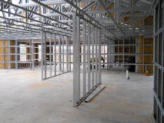 Steel Steel Framing Kits For Custom Homes for Sale Metal Building Homes, Metal Homes, Building A House, Metal Home Kits, Metal Buildings, Steel Structure, Steel Frame, Custom Homes, House Kits