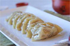 Potstickers   Potstickers Recipe (Chinese Dumplings)   Easy Asian Recipes at RasaMalaysia.com