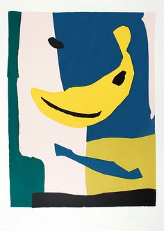 It's Nice That | Exotic and abstract work from printmaker Daniel Fletcher