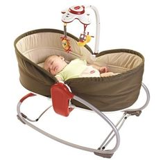 #baby must-have: A soothing place for naps and awake time. @babycenter @diapersdotcom