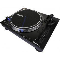 Mixars Turntable - LTA (Straight Arm)