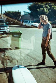 Nicky Jee, California