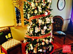 The Worlds first Christmas tree with Hungarian folk art by MHFolk, $1490.00