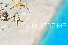 Beach Love <3   #Summertime #BeachLove #Starfish #Ocean