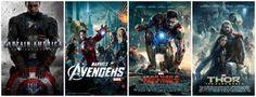Avengers, Captain America, Captain America: the first Avenger, Captain America: the Winter Soldier, Hulk, Iron Man, Ironman 3, Loki, Perfect day, The Avengers, Thor, Thor: The Dark World