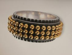 Cartier bracelet, silver and gold, 1931. Paris Originals ®