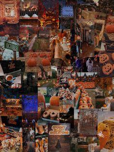 halloween collage 🎃