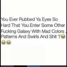 This is too funny. He said galaxy. Lol