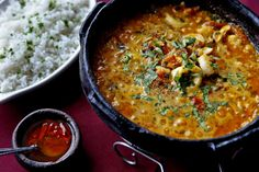 The Find: Moqueca, the spirit of coastal Brazil. Maybe I'm biased towards Brazil since I lived there.