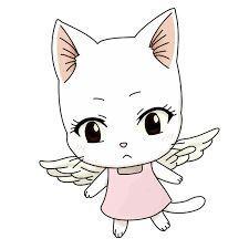 """Me vengare fairy tail"" Fairy Tail Love, Carla Fairy Tail, Fairy Tail Cat, Fairy Tail Fotos, Fairy Tail Happy, Anime Fairy Tail, Image Fairy Tail, Fairy Tail Girls, Manga Kiss"