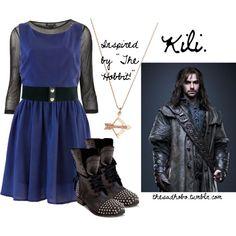 Kili inspired fashion!