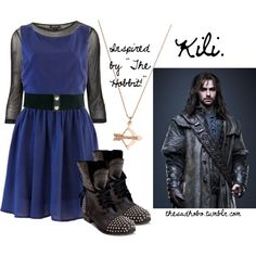"""Kili inspired fashion!"" by erfquake on Polyvore"