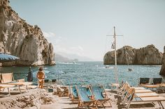 There is nothing more magical than the Italian coast and I refuse to let anyone tell me otherw. European Summer, Italian Summer, Oh The Places You'll Go, Places To Travel, Places To Visit, Amalfi, Positano, Italy Vacation, Italy Travel