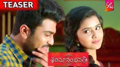 Sathamanam Bhavathi Movie Teaser | Sharwanand, Anupama Parameshwaran | D...